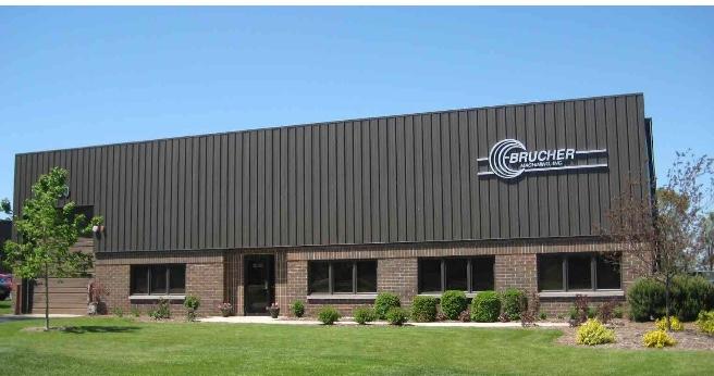 Brucher Machining, Inc. building