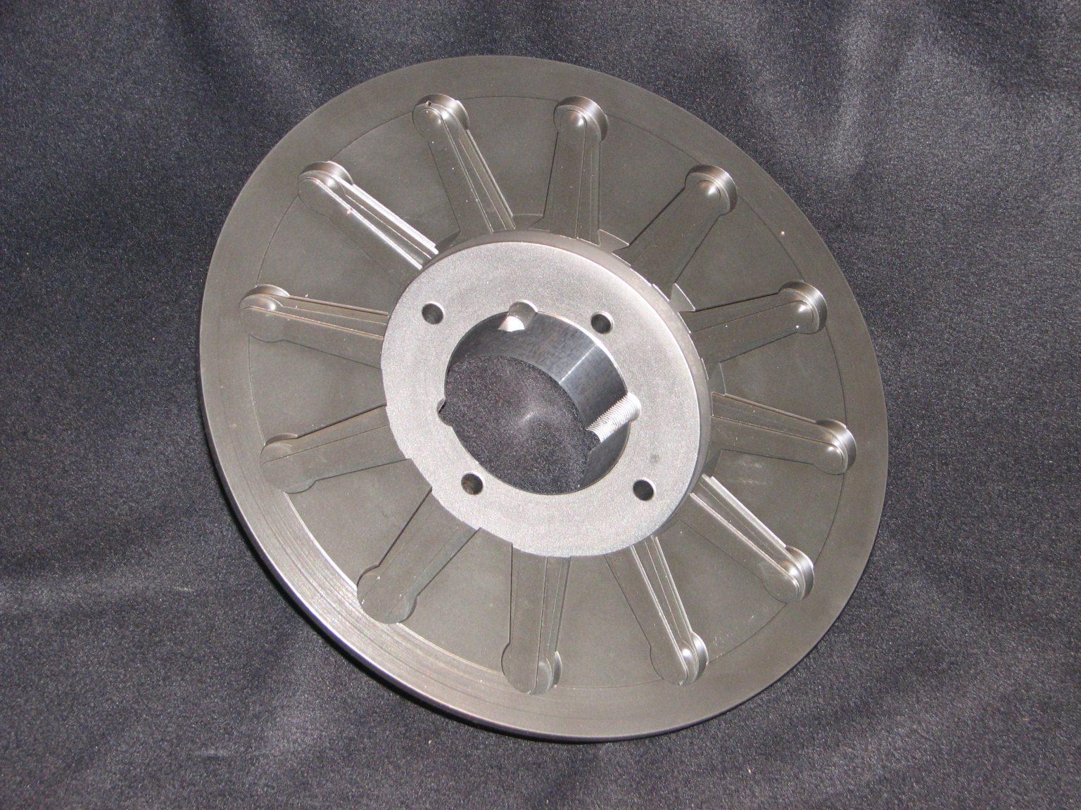 Blast Cleaning Wheel